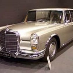 Why Grandpa Aminu Dantata gave away in 1967 Nigeria's first Mercedes Benz 600