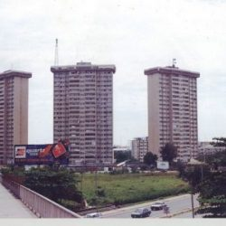 The three individuals behind the iconic Eko Courts Complex, Victoria Island, Lagos